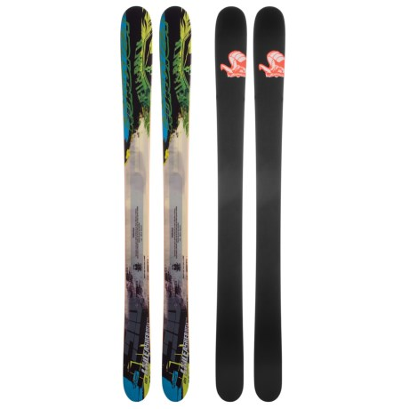 Nordica Unleashed Alpine Skis