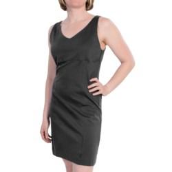 Ponte Dress - Sleeveless (For Women)