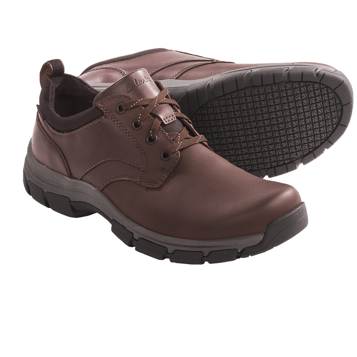 Clarks has all the shoe types you need including boots, chukkas, casual shoes, dress shoes, sneakers and more. You can find shoes from Clarks to match almost every occasion, so stock up on a few different types to make sure you're ready for anything.
