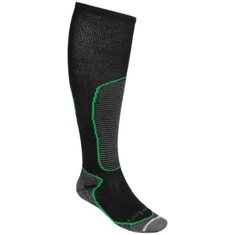 Lorpen Lightweight Ski Socks - 2-Pack, Merino Wool (For Men)