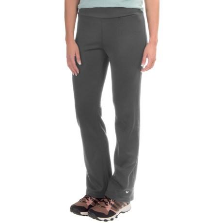 White Sierra Power Fleece Pants (For Women)