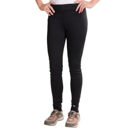 White Sierra Sierra Stretch Leggings (For Women)
