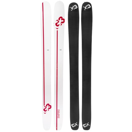 G3 Empire 127 Alpine Skis