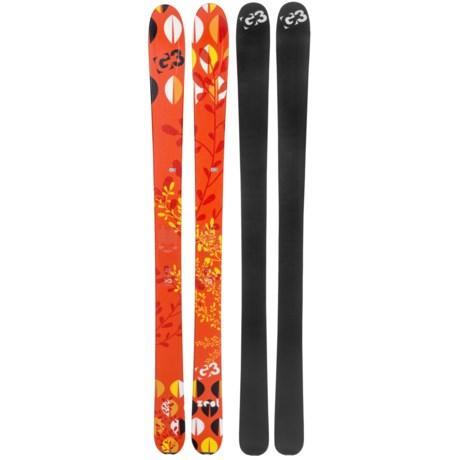 G3 Zest Alpine Skis (For Women)