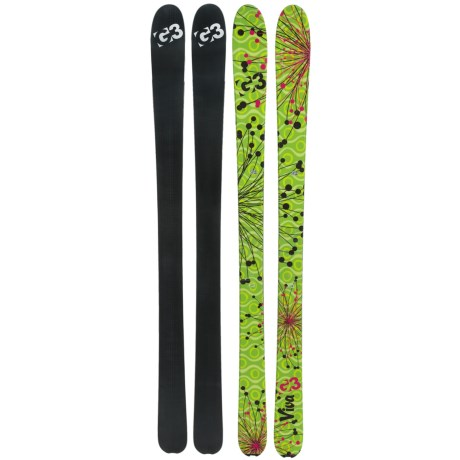 G3 Viva 2012 Alpine Skis (For Women)