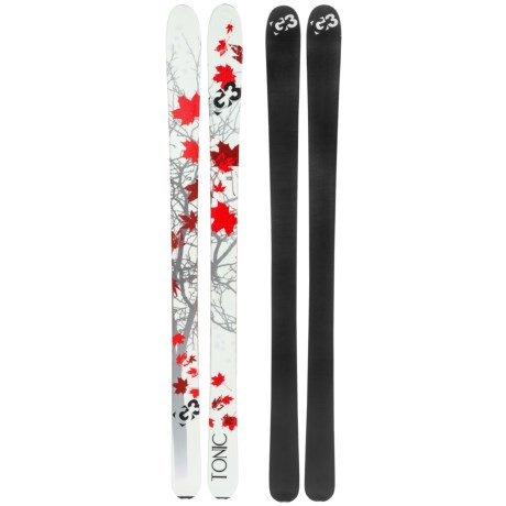 G3 Tonic Alpine Skis