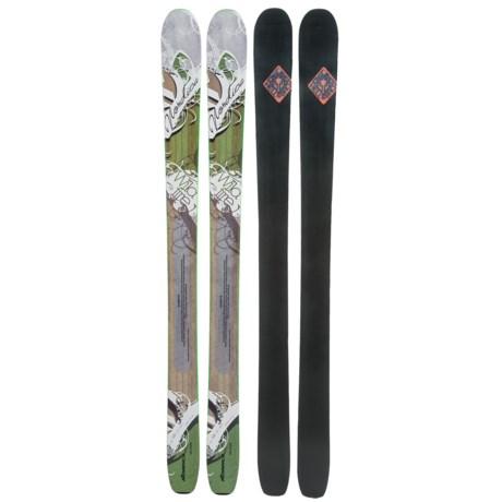 Nordica Wildfire Alpine Skis (For Women)