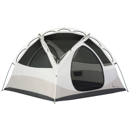 Sierra Designs Meteor Light 6 Tent - 6-Person, 3-Season, Footprint
