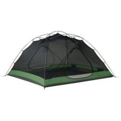 Sierra Designs Lightning HT 4 Tent - 4-Person, 3-Season, Footprint