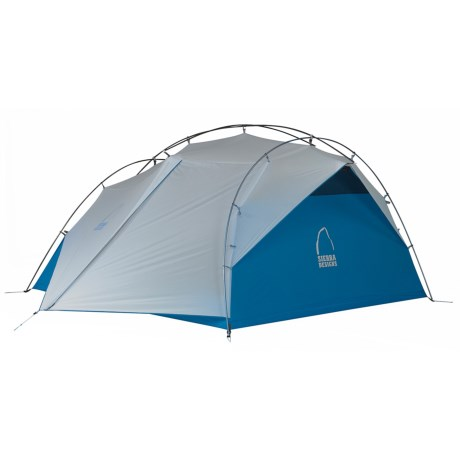 Sierra Designs Flash 3 Tent - 3-Person, 3-Season, Footprint