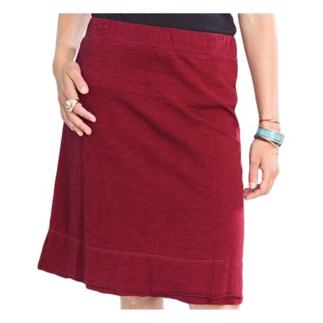Carve Designs Dalton Skirt - Organic Cotton (For Women)