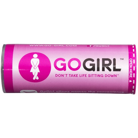Go Girl Stand-Up Urination Device (For Women)