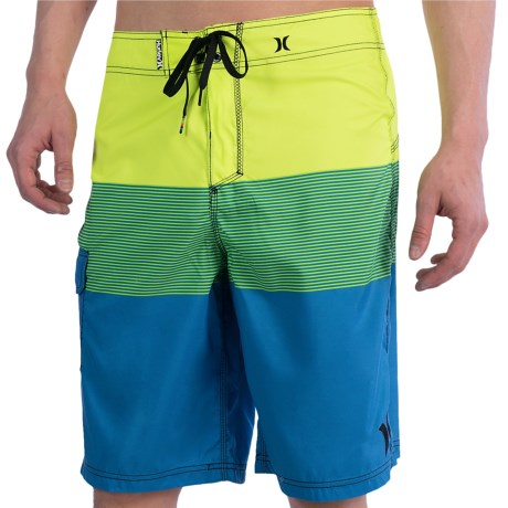 Hurley Blockade Boardshorts (For Men)
