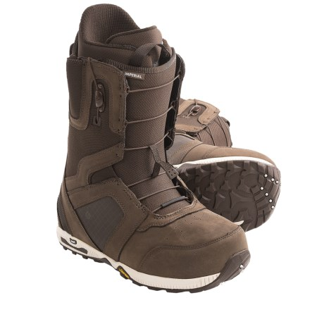 Burton Imperial Snowboard Boots - Leather (For Men)