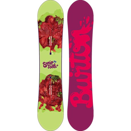 Burton Sweet Tooth Snowboard (For Women)