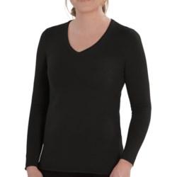 Belford Cashmere Sweater - V-Neck (For Women)