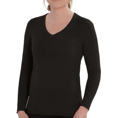 Belford Cashmere Sweater - V-Neck (For Women)