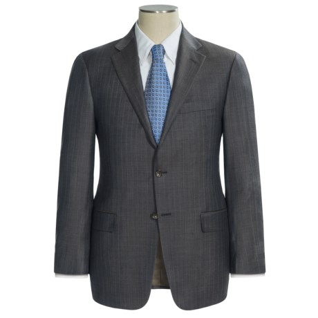 Hickey Freeman Multi-Stripe Suit - Wool (For Men)