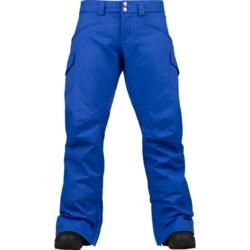 Burton Fly Snowboard Pants - Waterproof, Insulated (For Women)