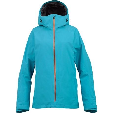 Burton AK 2L Blade Gore-Tex® Snowboard Jacket - Waterproof (For Women)