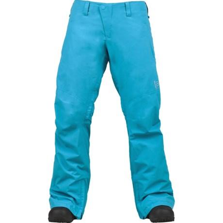 Burton AK 2L Stratus Gore-Tex® Snowboard Pants - Waterproof (For Women)