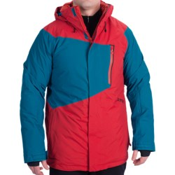 Burton Hostile Snowboard Jacket - Waterproof, Insulated (For Men)