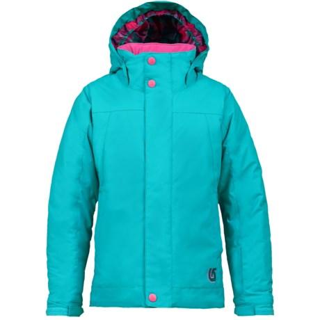 Burton Lynx Snowboard Jacket - Waterproof, Insulated (For Girls)