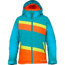 Burton Hart Snowboard Jacket - Insulated (For Girls)