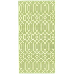 """Momeni Geometric Collection Indoor/Outdoor Accent Rug - 2'3""""x4'6"""""""