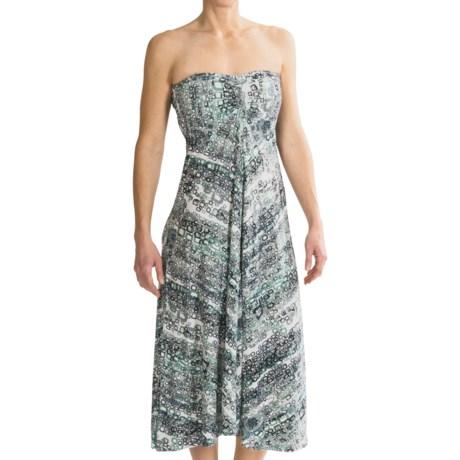 Aventura Clothing Maxi Convertible Skirt-Dress - Rayon-Modal, Sleeveless (For Women)