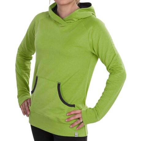 tasc Performance tasc Pep Sweatshirt - UPF 50+, Organic Cotton-Viscose (For Women)