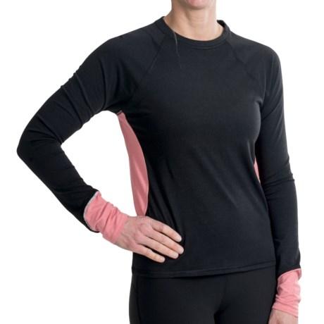 tasc 5K Shirt - Organic Cotton-Viscose, Long Sleeve (For Women)