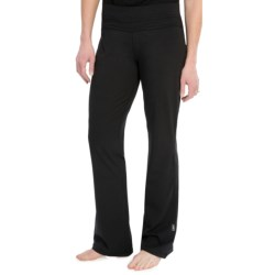 tasc Loose Fit Training Pants - Organic Cotton-Viscose (For Women)