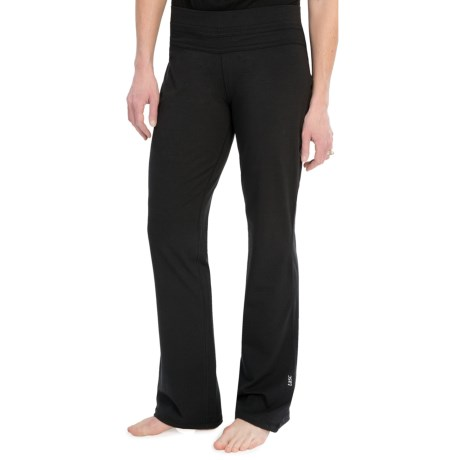 tasc Loose Fit Training Pants - Organic Cotton-Viscose (For Women)
