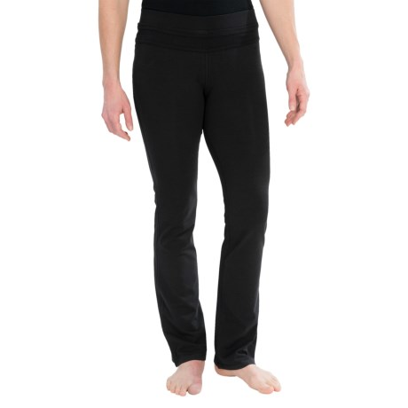 tasc Performance tasc Fitted Training Pants - Organic Cotton-Viscose (For Women)