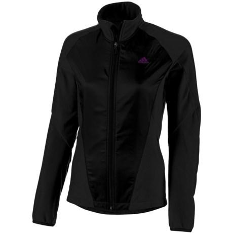 Adidas Windfleece Jacket (For Women)