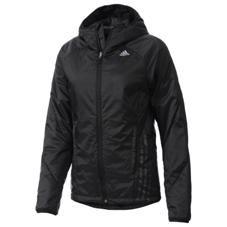 Adidas Terrex Swift PrimaLoft® Hooded Jacket - Insulated (For Women)