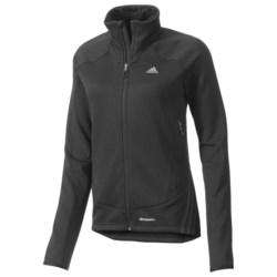 Adidas Terrex Swift Fleece Jacket (For Women)