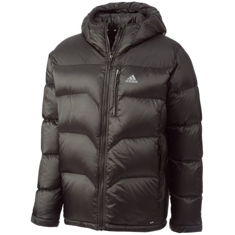 adidas 800 fill goose down jacket | Motorcycle Training London
