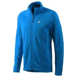 adidas Hiking 1-Side Fleece Jacket (For Men)