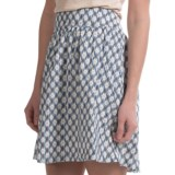 Tin Haul Ikat Print Skirt (For Women)
