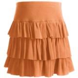 Roper Tiered Ruffle Mini Skirt (For Girls)