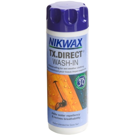 Nikwax Wash-In TX Direct Waterproofing - 10 fl.oz.