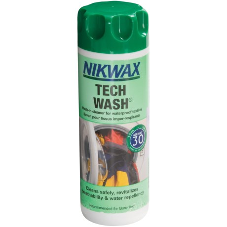 Nikwax Wash-In Waterproofing Tech Wash - 10 fl.oz.