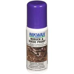 Nikwax Nubuck & Suede Proof - 4.2 fl.oz.