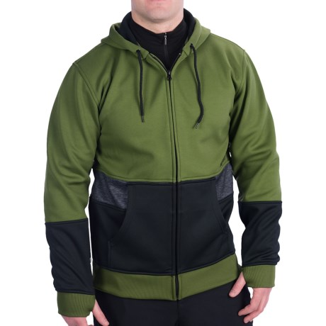 Burton Blocker Bonded Hoodie Sweatshirt (For Men)