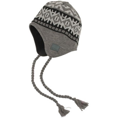 Chaos Moonshadow Beanie Hat - Fleece Lining, Ear Flaps (For Men)