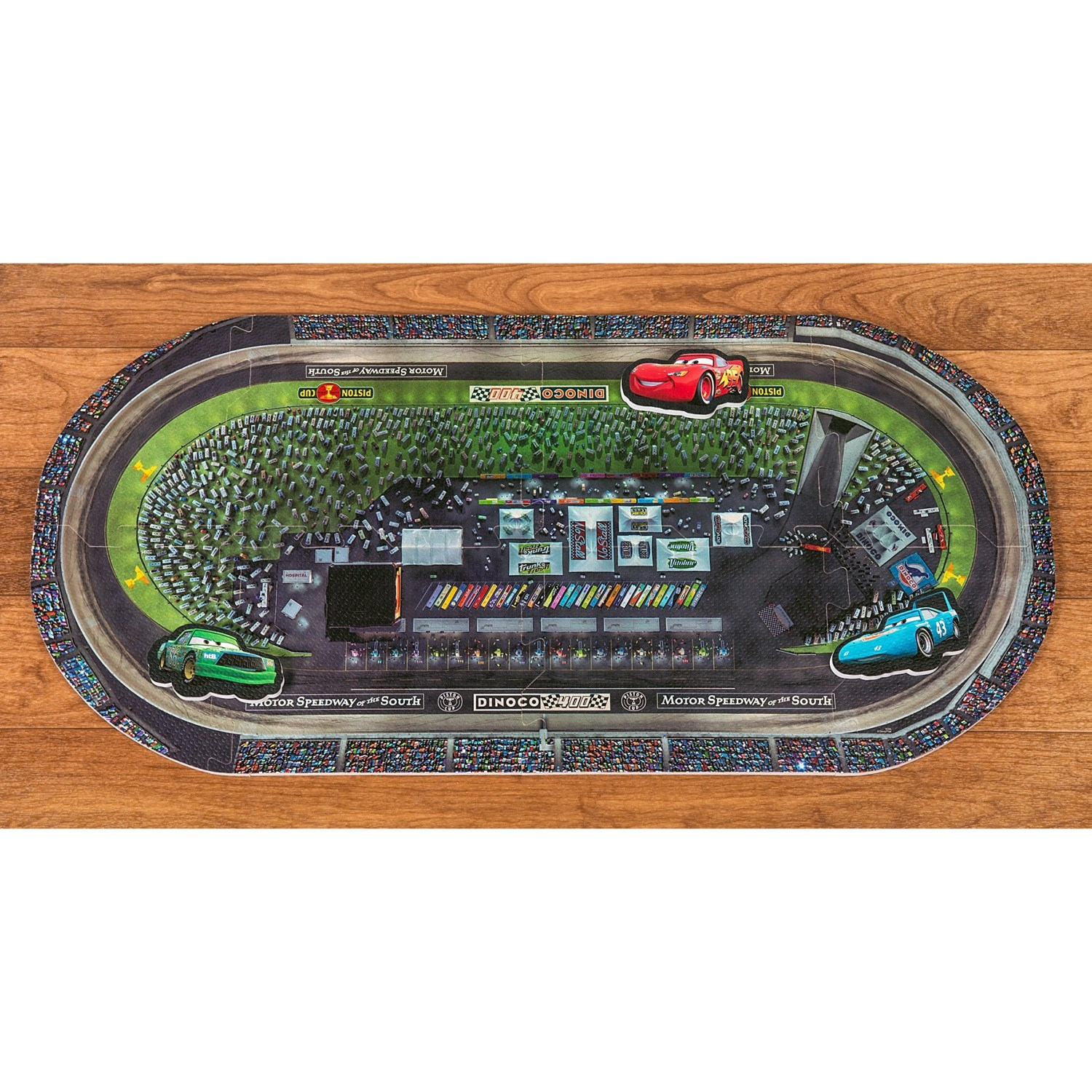 Disney Cars Race Track Floor Mat 7112p Save 70