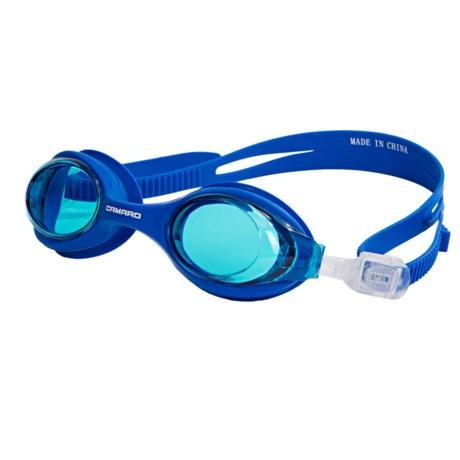 Camaro Triathlon Swim Goggles