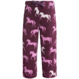 Hatley Fuzzy Fleece Pants (For Kids)